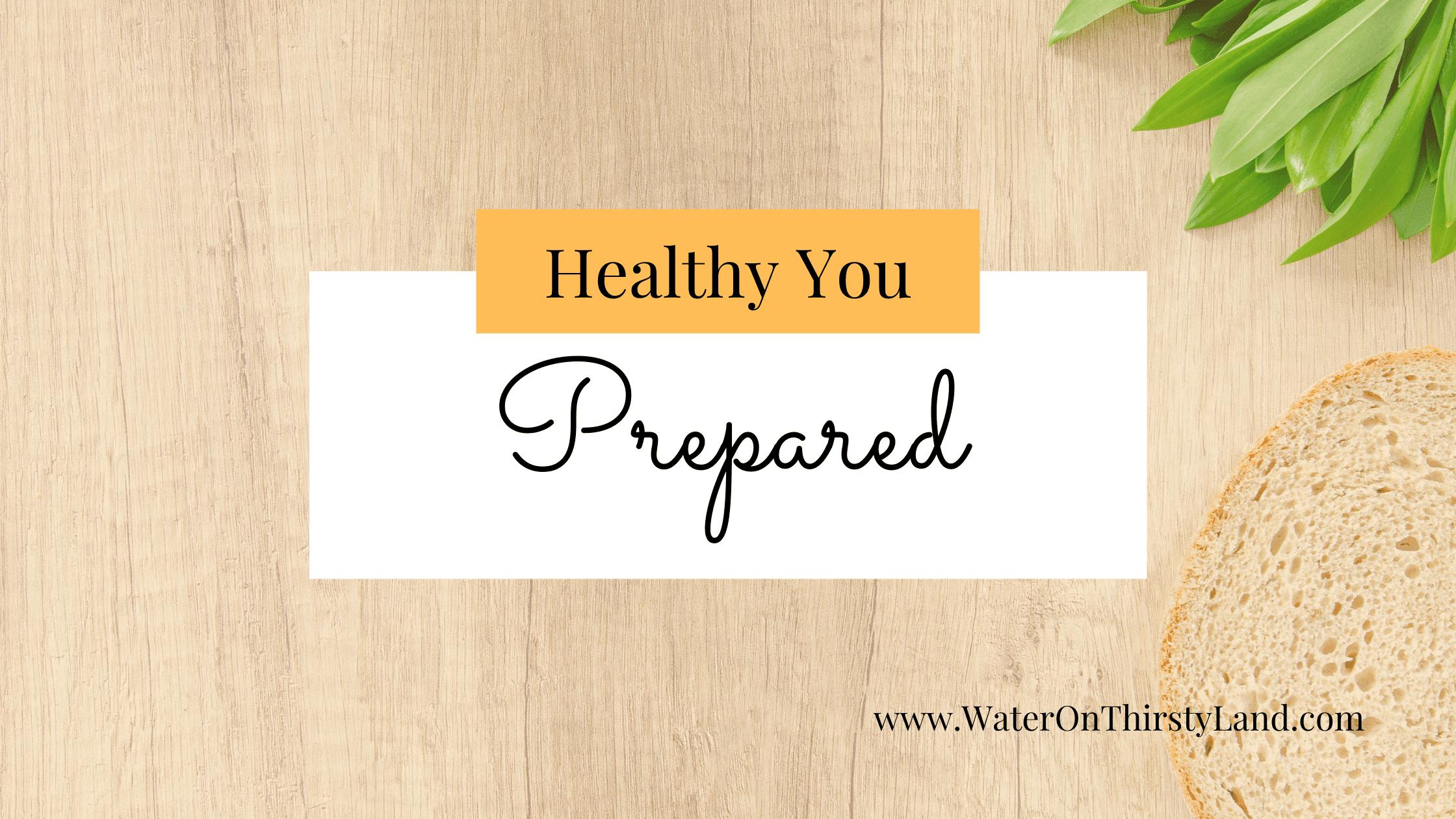 Healthy Prepared