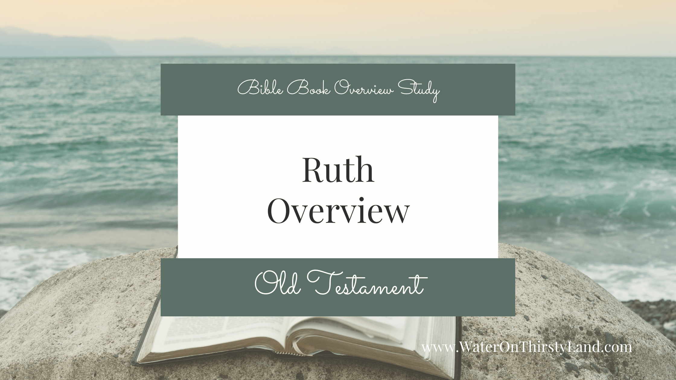 Ruth Overview