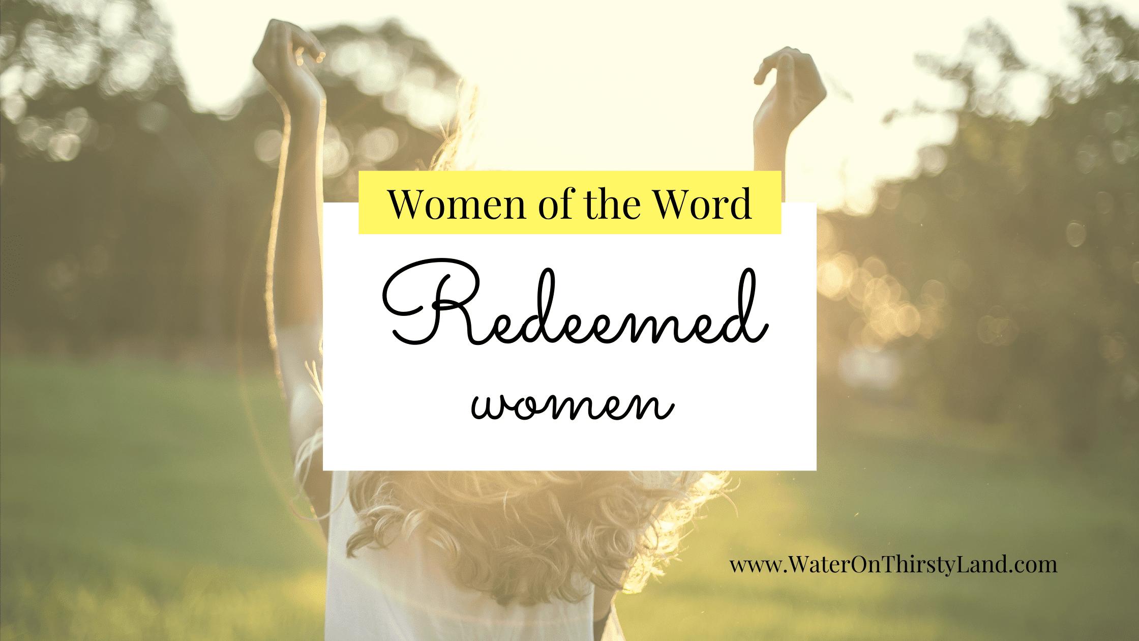 Redeemed Women