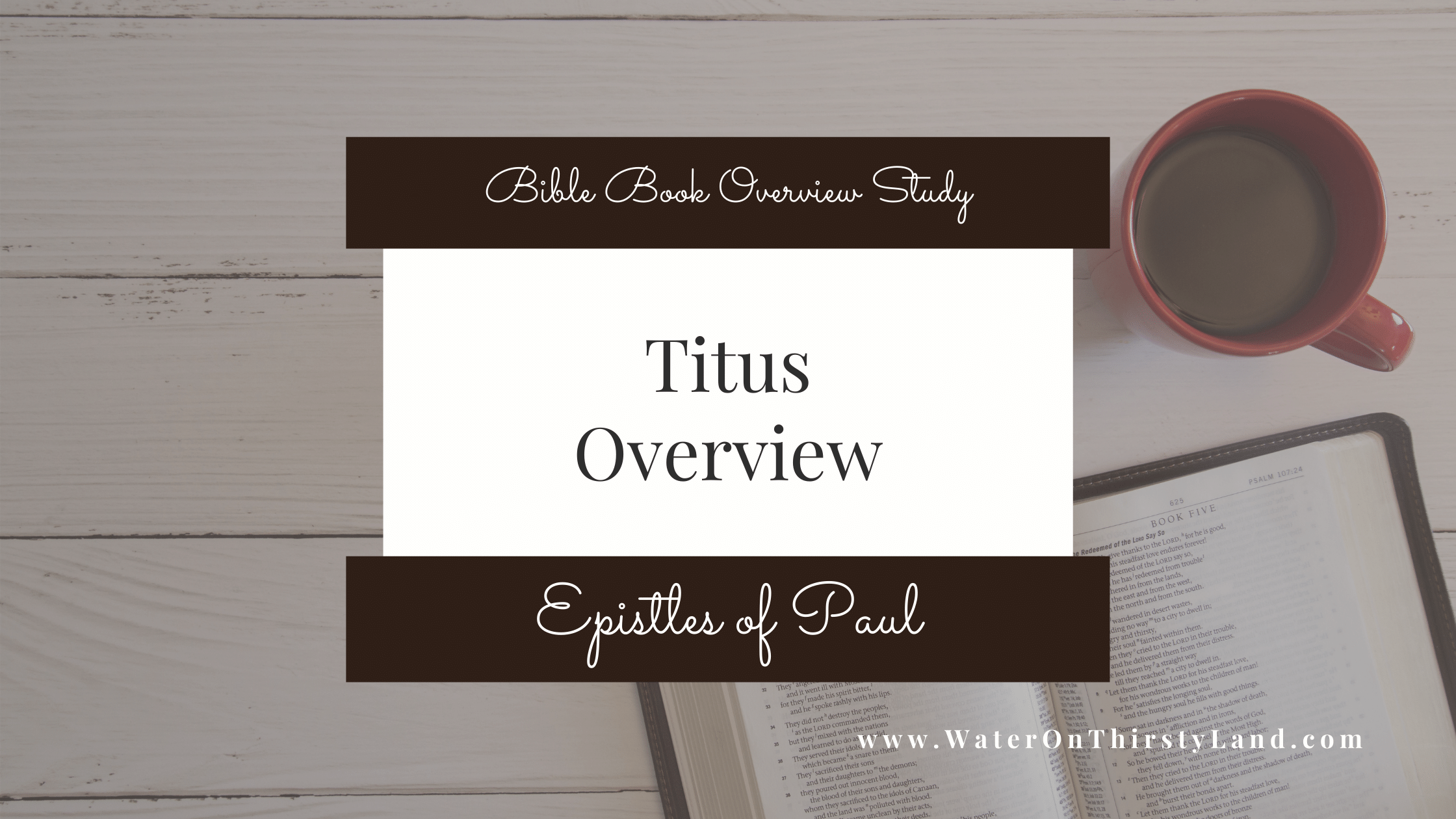Titus Overview